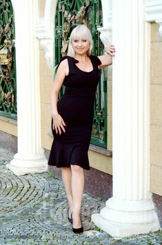 Natalie from Rovno 42 years - desirable woman. My small public photo.