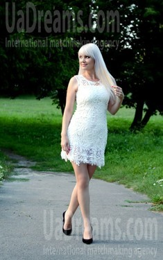 Natalie from Rovno 42 years - ukrainian girl. My small public photo.