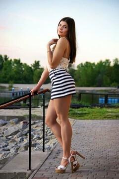 Olya from Zaporozhye 26 years - sexy lady. My mid primary photo.