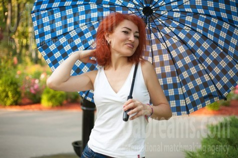 Lubov from Kharkov 51 years - nice smile. My small public photo.