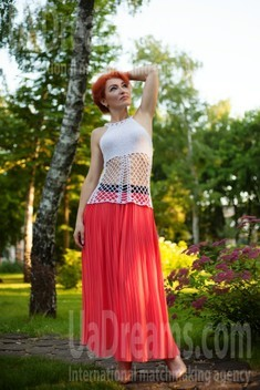 Lubov from Kharkov 51 years - joy and happiness. My small public photo.