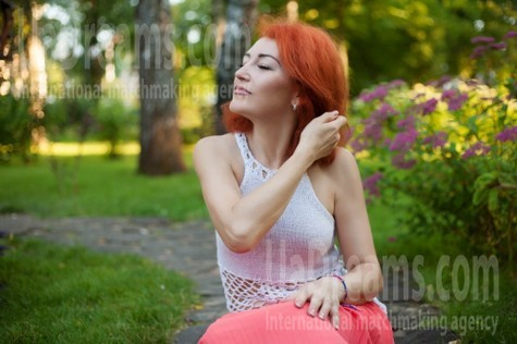 Lubov from Kharkov 51 years - great weather. My small public photo.