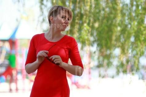 Taya from Kremenchug 37 years - kind russian girl. My small public photo.