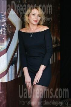 Taya from Kremenchug 38 years - ukrainian woman. My small public photo.