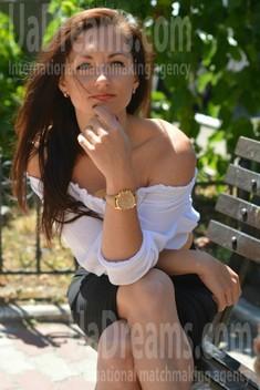 Marina from Kremenchug 27 years - future wife. My small public photo.