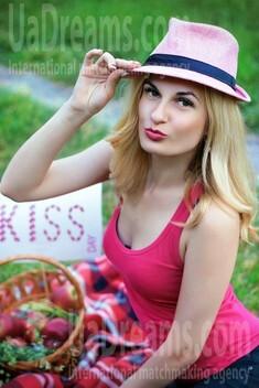 Alenka from Zaporozhye 28 years - creative image. My small public photo.