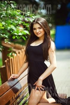 Vladlena from Kiev 21 years - creative image. My small public photo.