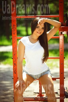 Vladlena from Kiev 21 years - independent woman. My small public photo.