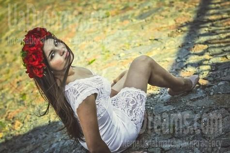 Vladlena from Kiev 20 years - single lady. My small public photo.