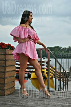 Vladlena from Kiev 22 years - Warm-hearted girl. My small public photo.