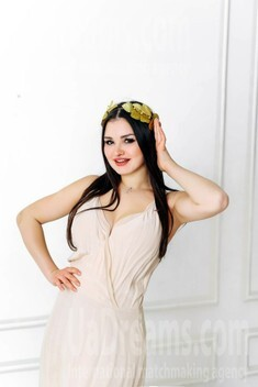 Vladlena from Kiev 22 years - creative image. My small public photo.
