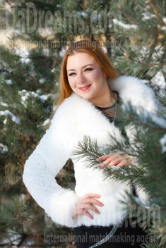 Inna from Kremenchug 32 years - smiling for you. My small public photo.