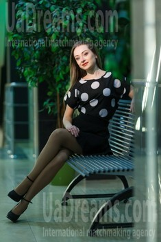 Tatiana from Kremenchug 25 years - seeking soulmate. My small public photo.