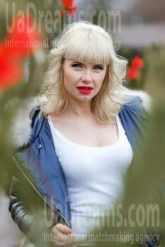 Svetlana from Kremenchug 36 years - mysterious beauty. My small public photo.
