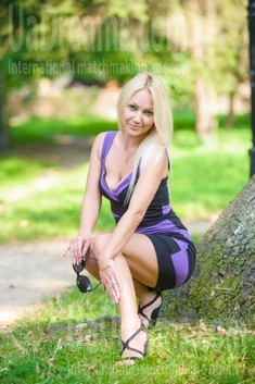 Lilia from Ivanofrankovsk 42 years - happy woman. My small public photo.