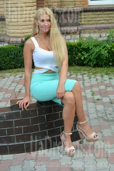 Irina from Kremenchug 25 years - beautiful woman. My small public photo.