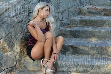 Irina from Kremenchug 27 years - it's me. My small public photo.