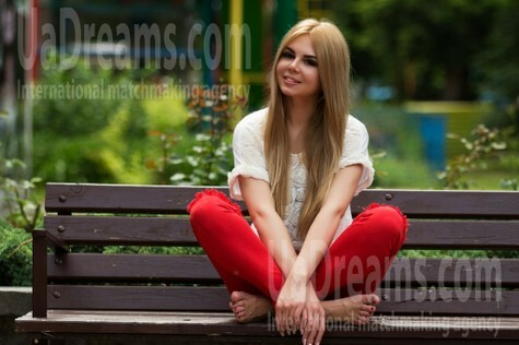 Olechka from Kremenchug 25 years - ukrainian woman. My small public photo.