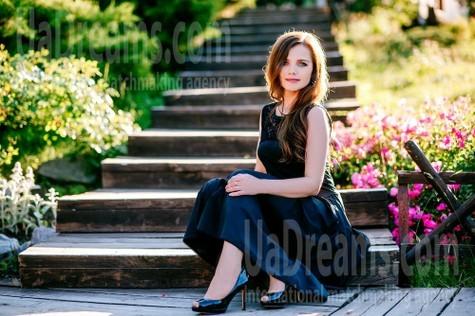 Alena from Poltava 43 years - sunny smile. My small public photo.
