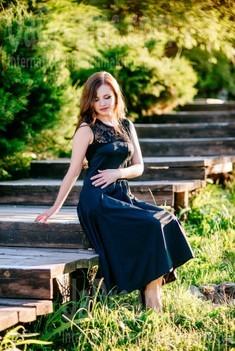 Alena from Poltava 43 years - sunny day. My small public photo.