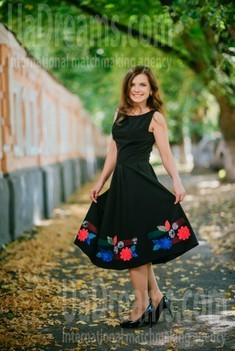 Alyona from Poltava 43 years - Warm-hearted girl. My small public photo.