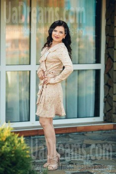 Alyona from Poltava 43 years - introduce myself. My small public photo.
