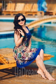 Alyona from Poltava 43 years - searching life partner. My small public photo.