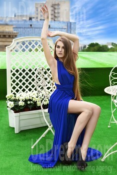 Nadezhda from Kharkov 21 years - looking for relationship. My small public photo.