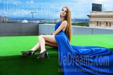 Nadezhda from Kharkov 21 years - kind russian girl. My small public photo.