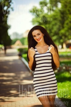 Alina from Kiev 28 years - nice smile. My small public photo.