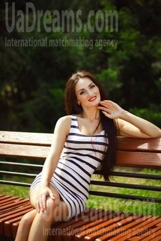 Alina from Kiev 28 years - mysterious beauty. My small public photo.