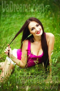 Alina from Kiev 28 years - charm and softness. My small public photo.
