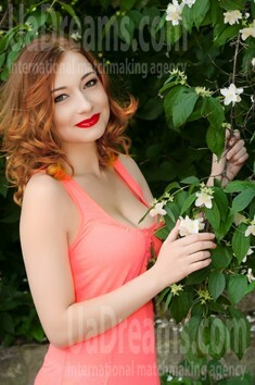 Oksana 23 years - independent woman. My small public photo.