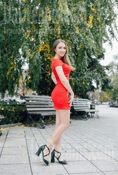 Karina from Cherkasy 22 years - ukrainian girl. My small public photo.