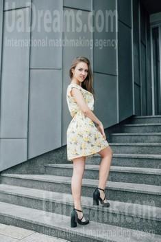 Karina from Cherkasy 21 years - ukrainian bride. My small public photo.
