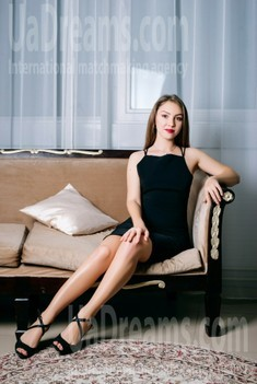 Karina from Cherkasy 22 years - look for fiance. My small public photo.