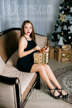 Karina from Cherkasy 22 years - girl for dating. My small public photo.