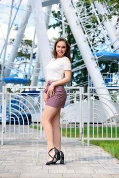 Karina from Cherkasy 24 years - nice smile. My small public photo.