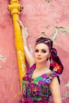 Katerina from Poltava 28 years - future wife. My small public photo.