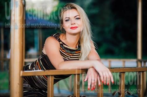 Oksana from Cherkasy 38 years - searching life partner. My small public photo.