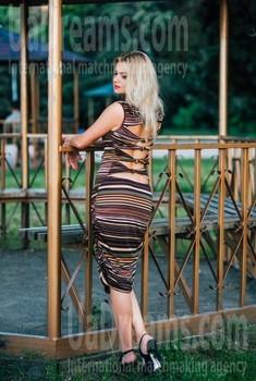 Oksana from Cherkasy 38 years - seeking soulmate. My small public photo.