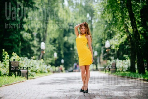 Anny from Poltava 25 years - searching life partner. My small public photo.