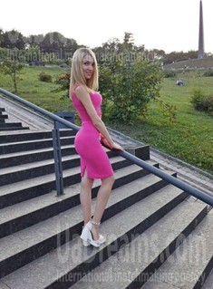 Daria from Kiev 29 years - charm and softness. My small public photo.