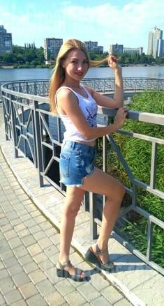 Daria from Kiev 29 years - sunny day. My small public photo.