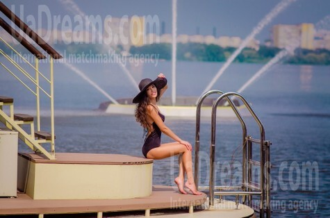 Olga from Dnipro 29 years - great weather. My small public photo.
