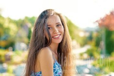 Olga from Dnipro 29 years - easy charm. My small public photo.