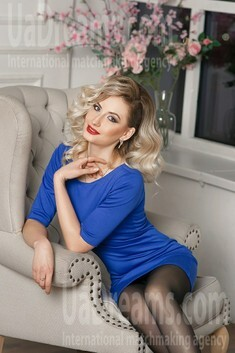 Tanya from Dnipro 29 years - future wife. My small public photo.