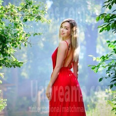 Viktoria from Rovno 22 years - look for fiance. My small public photo.
