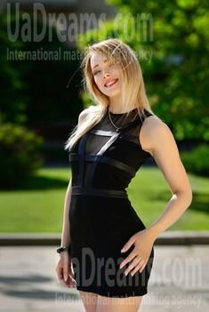 Viktoria from Rovno 22 years - ukrainian bride. My small public photo.