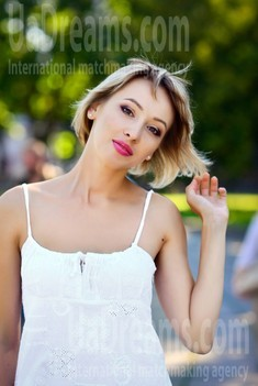 Mary from Rovno 33 years - cool photo shooting. My small public photo.